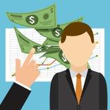 Finanzstart Lizenzfreies Stockbild