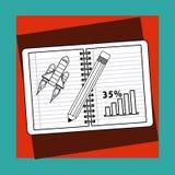 Finanzstart Lizenzfreie Stockfotos