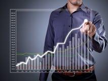 Finanzsymbole lizenzfreie stockfotos
