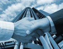 Finanzvereinbarung Lizenzfreies Stockfoto