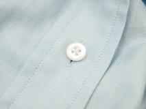 finast kvalitetsskjorta för knapp Royaltyfri Fotografi
