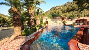 Finca em Mallorca Fotos de Stock Royalty Free