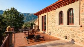 Finca em Mallorca, feriado na Espanha Fotos de Stock Royalty Free