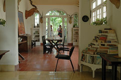 Finca of Ernest Hemingway in Cojimar Stock Photos