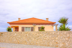 Finca - rural house / vacation home Royalty Free Stock Photos