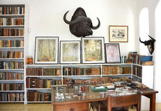 Finca Vigia de Ernest Hemingway Imagenes de archivo
