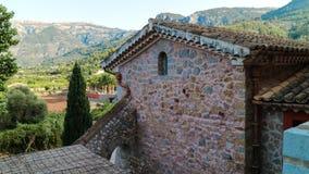Finca w Mallorca zdjęcie stock