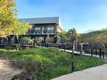 Finch Bay Galapagos Hotel Royalty Free Stock Photos