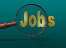Free Find A Golden Jobs Royalty Free Stock Image - 6360946