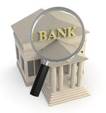 Find the best bank Royalty Free Stock Image