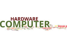 Find The Best Computer Hardware Text Background  Word Cloud Concept. FIND THE BEST COMPUTER HARDWARE Text Background Word Cloud Concept Royalty Free Stock Image