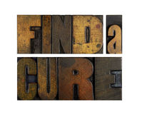 Find a Cure Stock Images