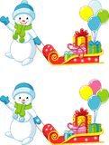 Find 10 differences. Game for children Stock Images