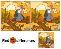 Find differences  Stock Image