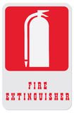 Find a fire extinguisher Stock Images
