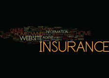 Find A Great Home Insurance Website Text Background  Word Cloud Concept. FIND A GREAT HOME INSURANCE WEBSITE Text Background Word Cloud Concept Royalty Free Stock Photos
