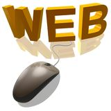 Find information on the internet. Symbol Royalty Free Stock Images