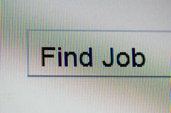 find job Stock Photo