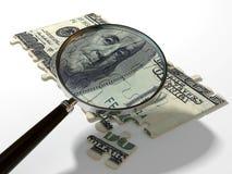 Find money Stock Photo