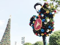 Find the not so hidden Mickey 😄 Stock Photos