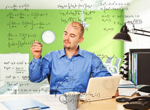 Find solution Stock Photography