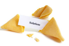 Find solutions stock image