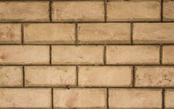 Brick wall surface stock images