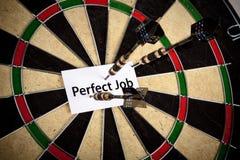 Finden Sie einen Job! stockbilder