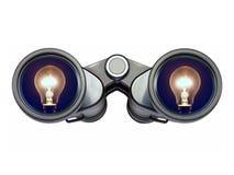 Finden von Inspiration Lizenzfreie Stockfotos
