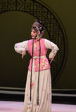 """finding fault -Kunqu Opera """"the West Chamber"""" Stock Photo"""