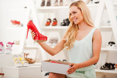 FInding the perfect pair! Stock Photos