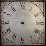 fine antica dell'orologio in su Fotografie Stock Libere da Diritti