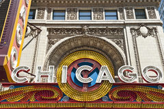 Fine Architecture in Chicago royalty free stock photo