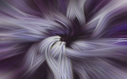 Fine art abstract fiber background. Violet and white pattern. Fantasy world Royalty Free Stock Photography
