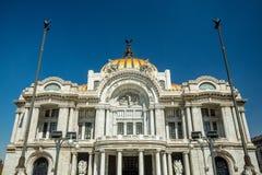 Fine Arts Palace,  Mexico City Stock Photo