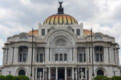 Fine Arts Palace/Palacio de Bellas Artes -  Mexico City, Mexico. Stock Image