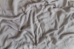 Fine authentic silk fabric texture Stock Images