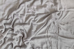 Fine authentic silk fabric texture Royalty Free Stock Photos