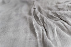 Fine authentic silk fabric texture Royalty Free Stock Photography
