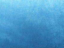 Fine blu astratta del fondo di struttura del velluto su fotografia stock