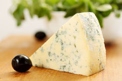 Fine blue cheese Royalty Free Stock Photography