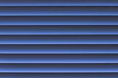 Fine blue light grayish bluish indigo jalousie venetian blind wi Royalty Free Stock Photography