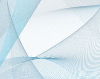 Fine blue mesh background. Illustration of  fine blue key lines forming an abstract background Royalty Free Stock Image