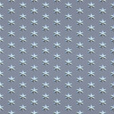 Fine brushed stars. Silver blue brushed starfield, seamlessly tillable Stock Photos