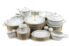 Fine China Stock Photography