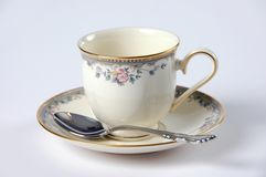 Fine China Cup Stock Photos