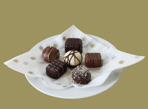 Free Fine Chocolates Stock Photography - 16515812