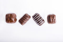 Fine Chocolates Royalty Free Stock Photos