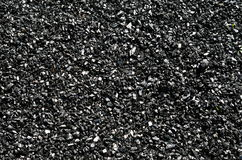 Fine coal anthracite. Royalty Free Stock Images