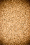 Fine cork texture with gradient Stock Images